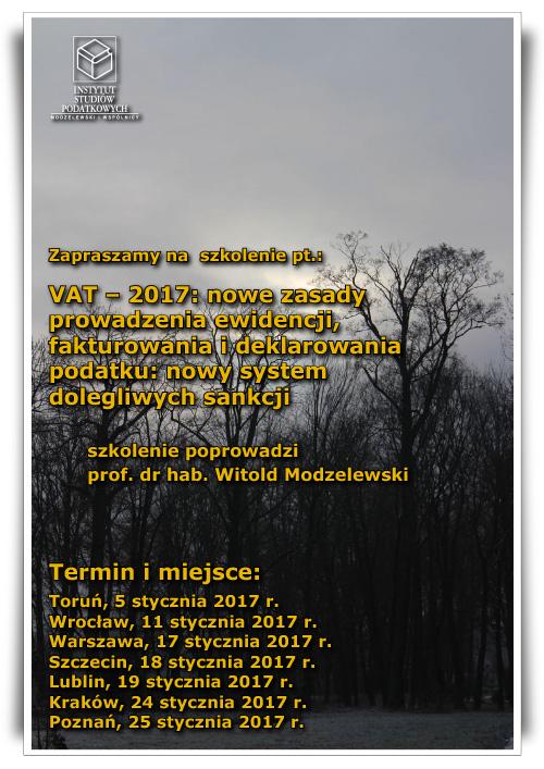 VAT 2017