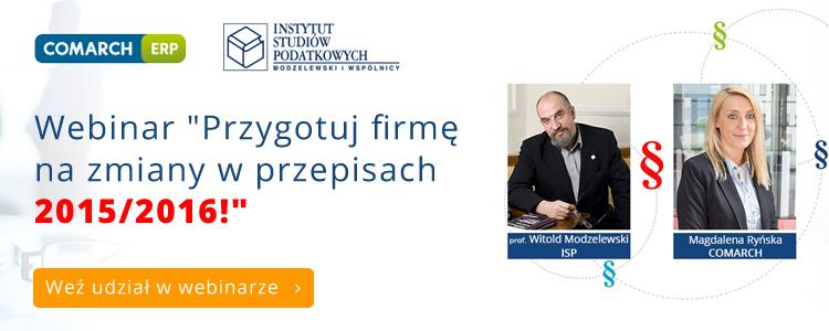 Webinar Witolda Modzelewskiego