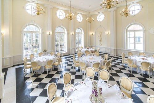 Galeria Hotel Pałac Alexandrinum » Restauracja