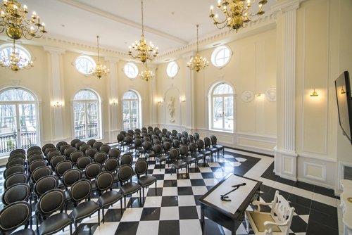 Galeria Hotel Pałac Alexandrinum » Sala wykładowa