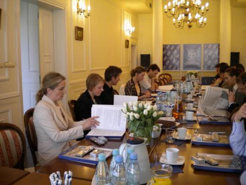Konferencja Prasowa 26 maja 2010